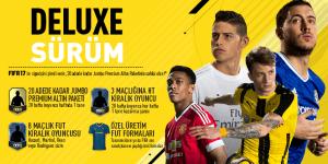 FIFA 17 DELUXE SÜRÜM