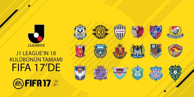 fifa17-j1league japon ligi