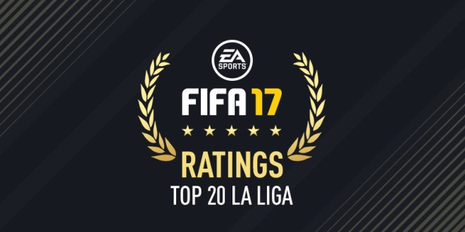 fifa 17 ispanya la liga en iyi futbolcular