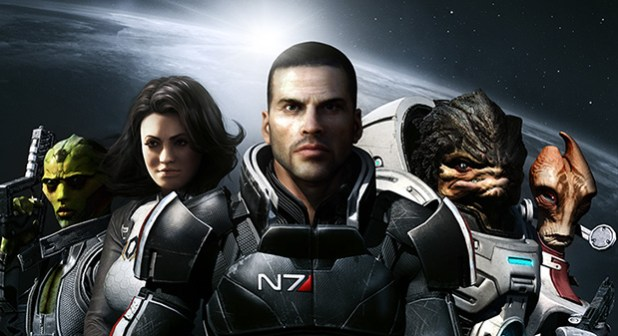 Mass Effect 2 oyunu