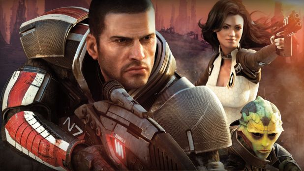 mass effect 2 origin