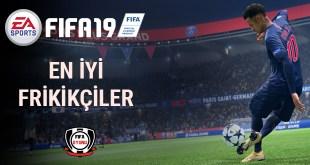 FIFA 19 - En İyi Serbest Vuruşçular