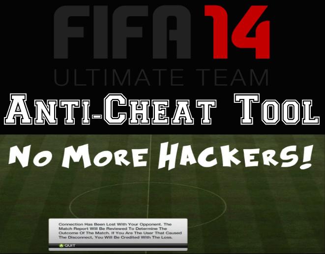 FIFA 14 Anti-Cheat Tool