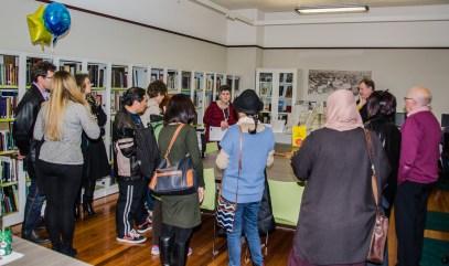 IMD2016 Kirkcaldy Galleries Visit 2