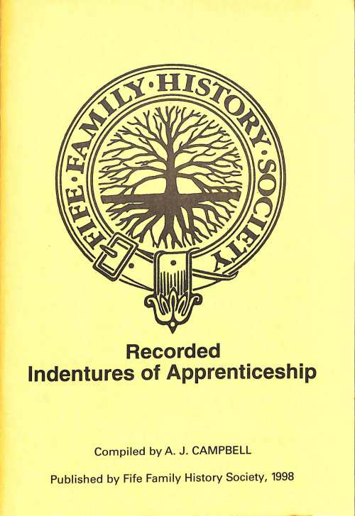 Indentures of Apprenticeship