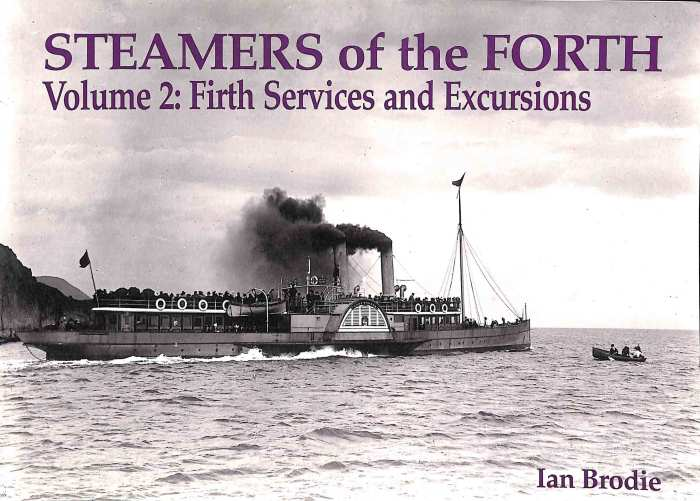 Steamers of The Forth,Volume 2