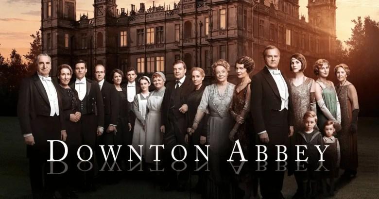 Best British TV Shows - downton abbey