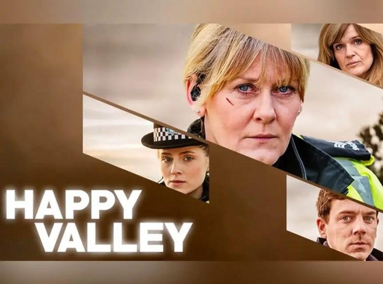 Best British TV Shows - happy valley