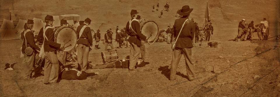 Moorpark Civil War Reenactment 2014