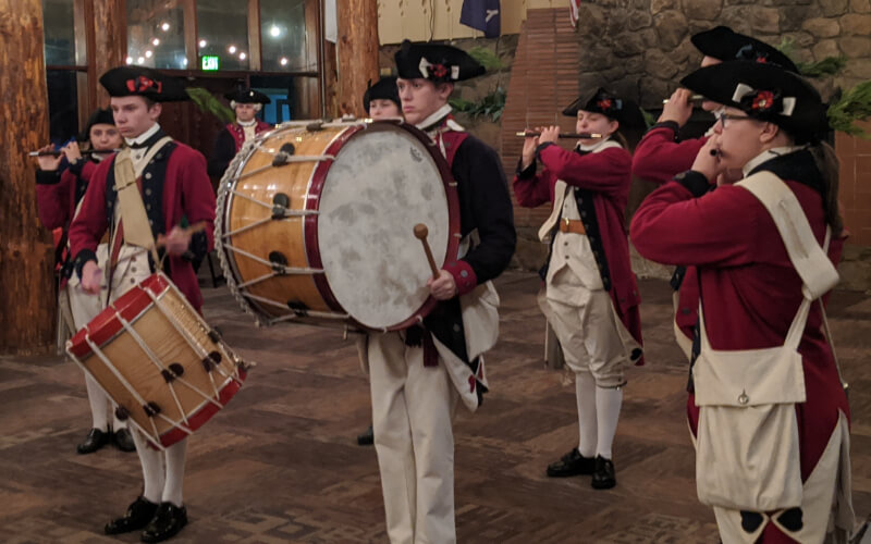Colonial Christmas Concert 2020
