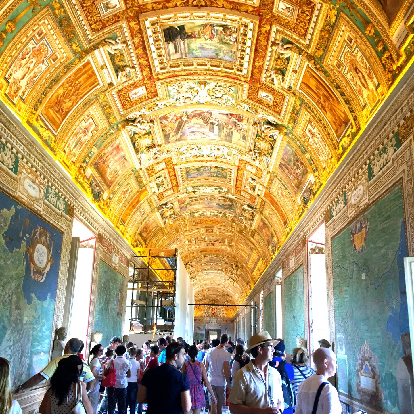 The Low-Down on Vatican City and Kids
