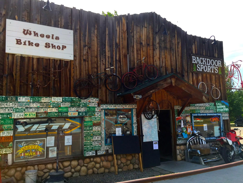 Things to do in Steamboat Springs in summer, biking