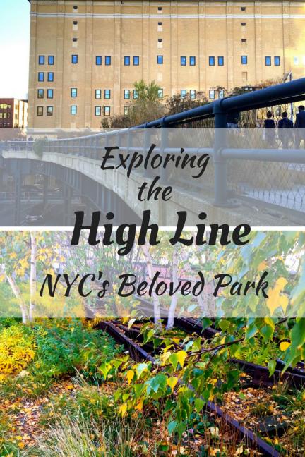 Exploring New York City's beloved High Line.
