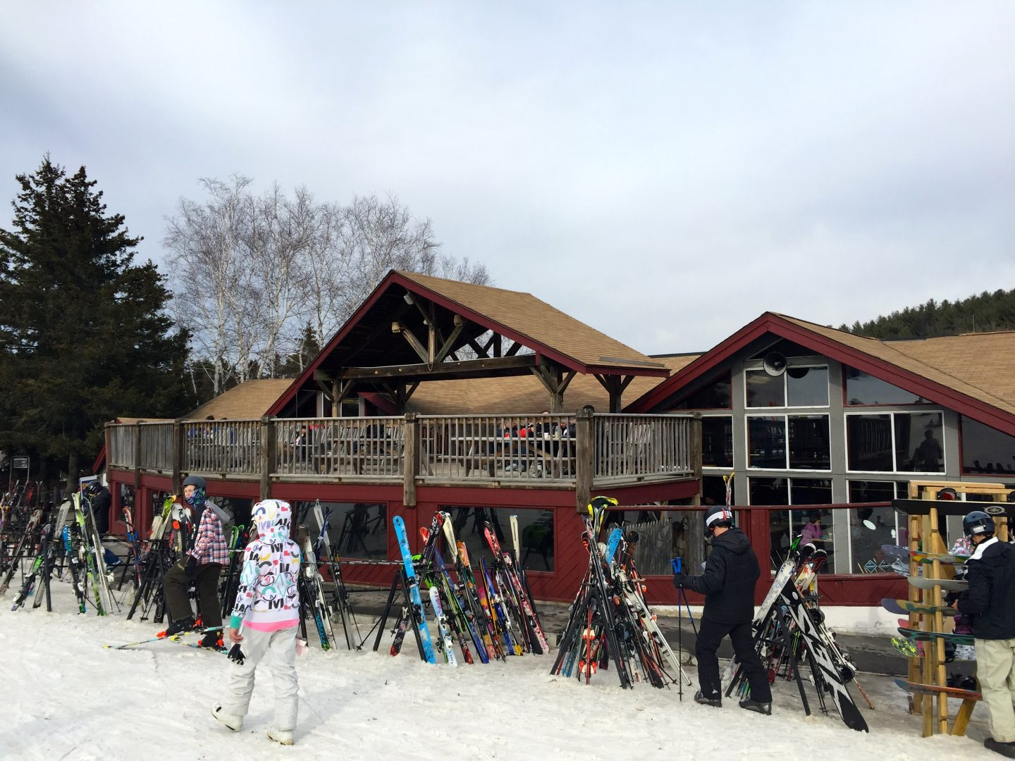 Catamount ski mountain