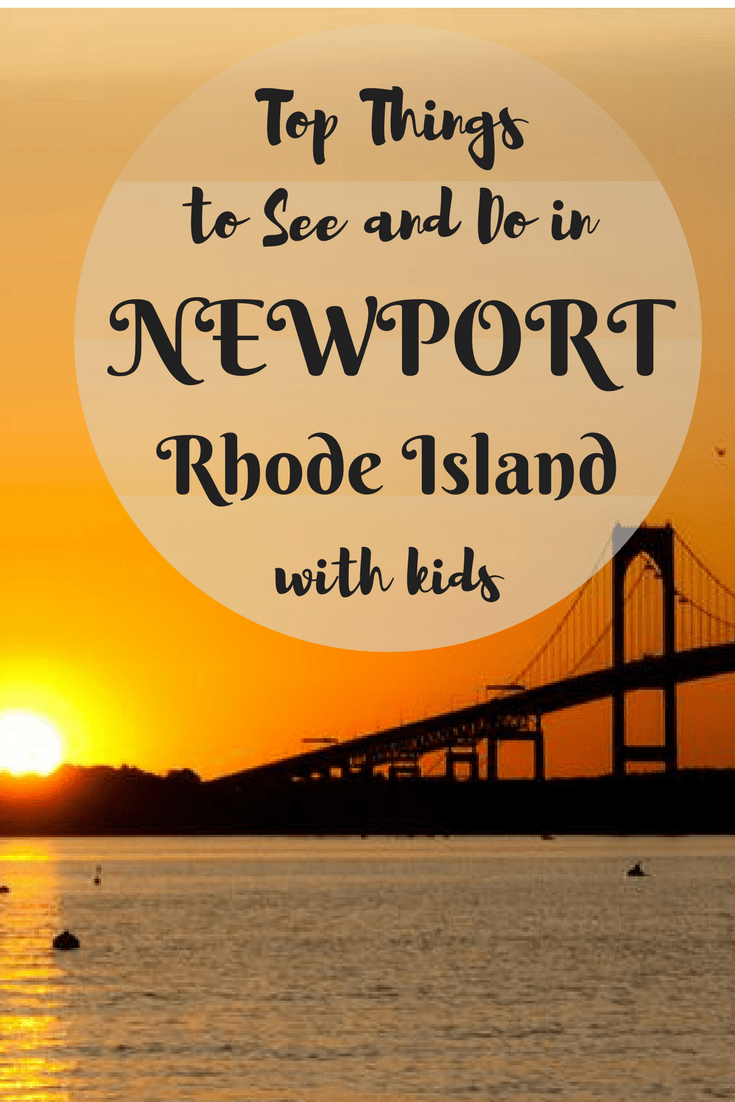 Newport, RI with kids | Top Things to Do