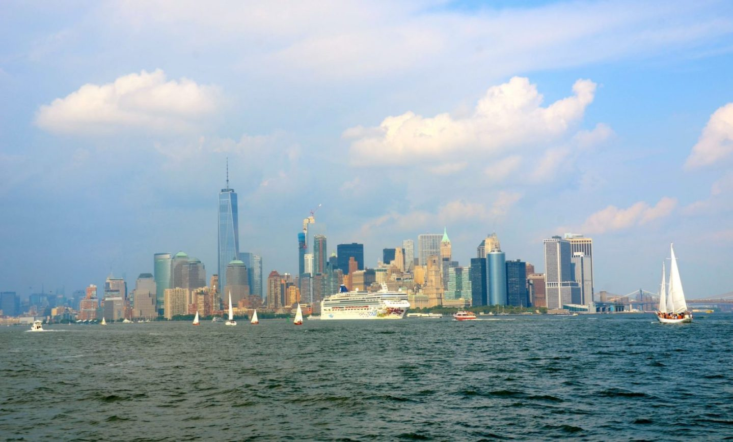 New York Water Taxi: Best Way to See the City!