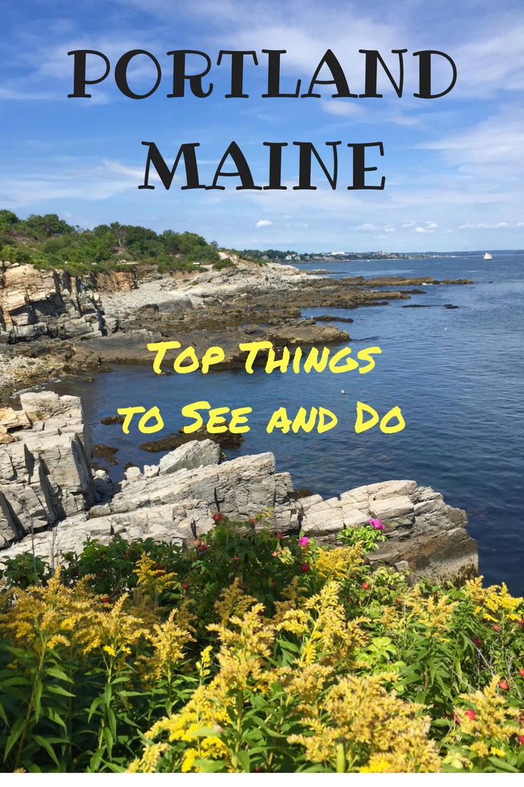 Fun things to do in Portland, Maine