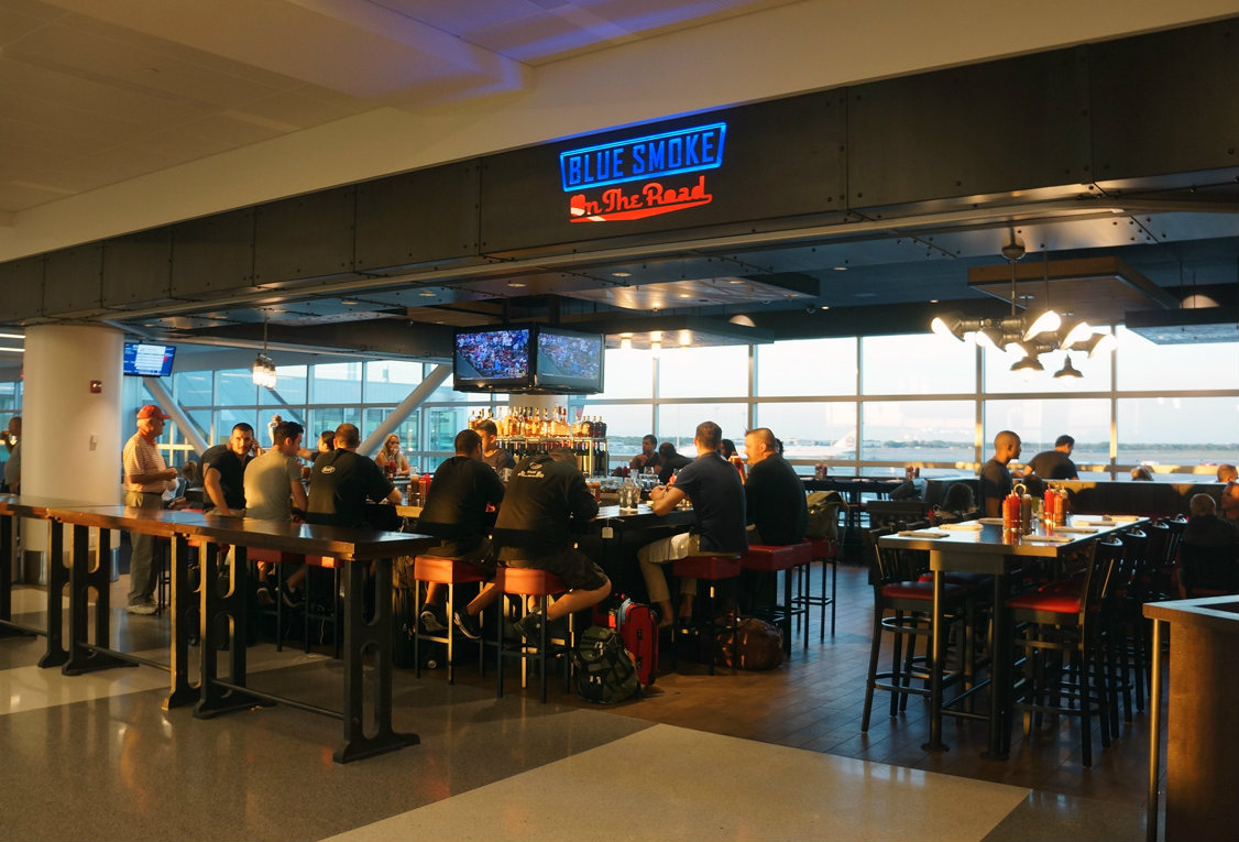 Dining Departures: The Best U.S. Airport Terminals to be Stuck At