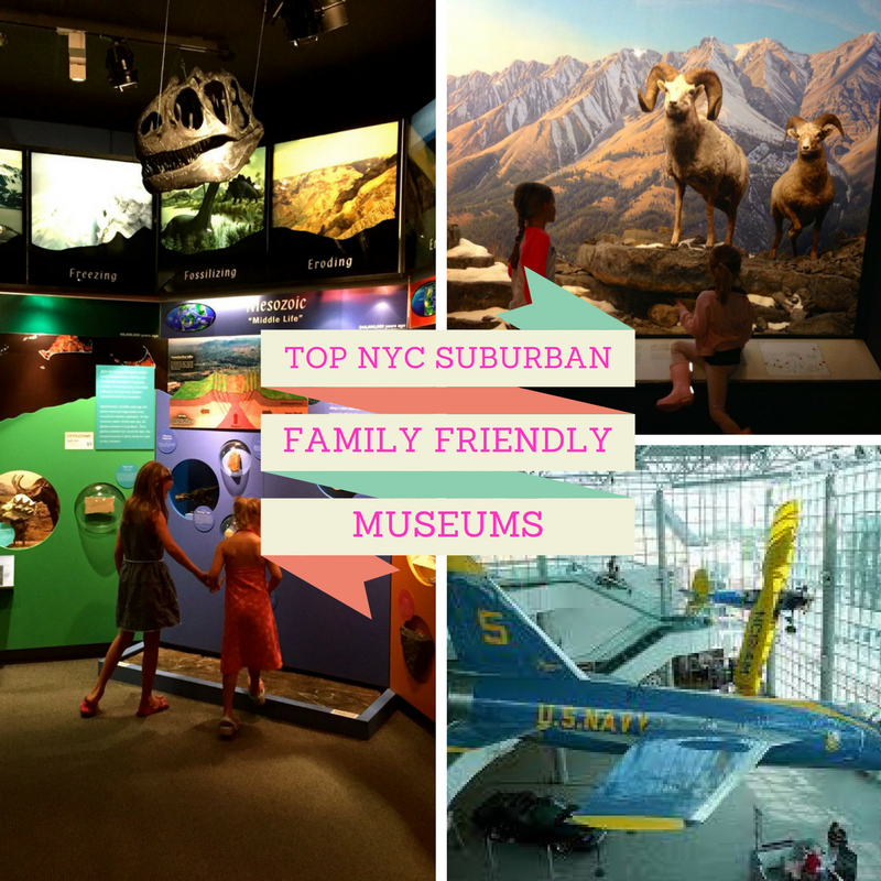Top Family-Friendly Museums in the NYC Suburbs