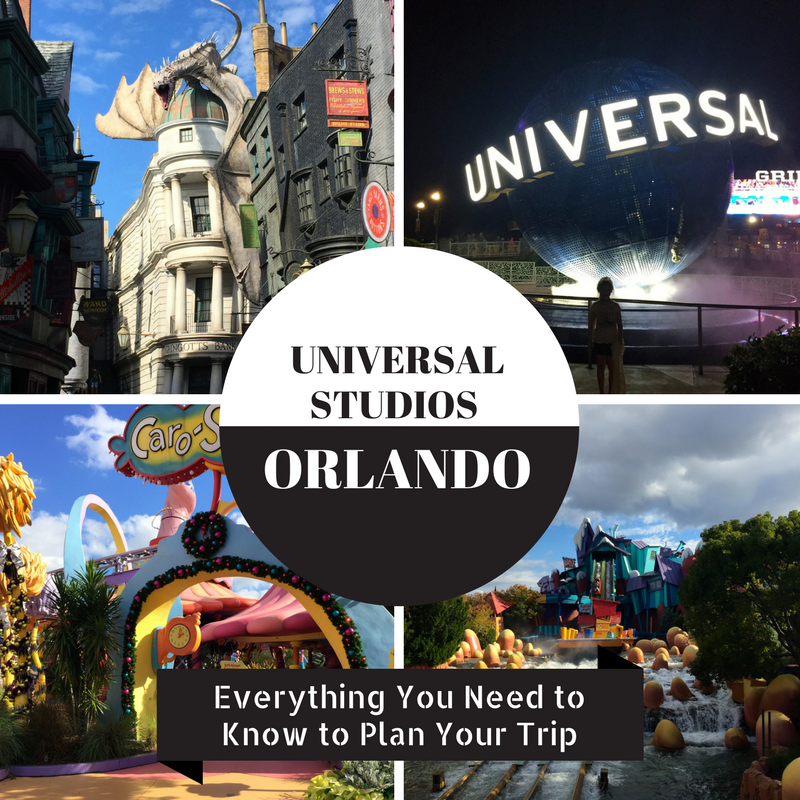 Universal Studios Orlando: Everything You Need to Know to Plan Your Trip