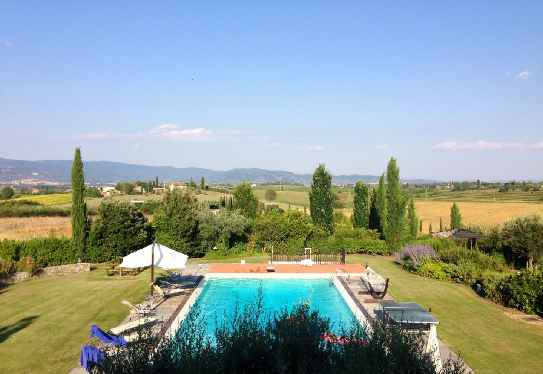 Tuscany, Italy - our villa rental in Cortona