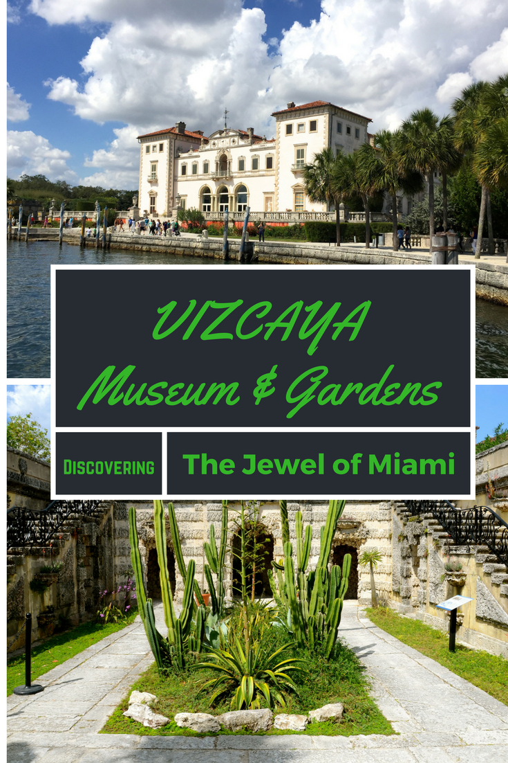 Vizcaya Museum and Gardens Miami