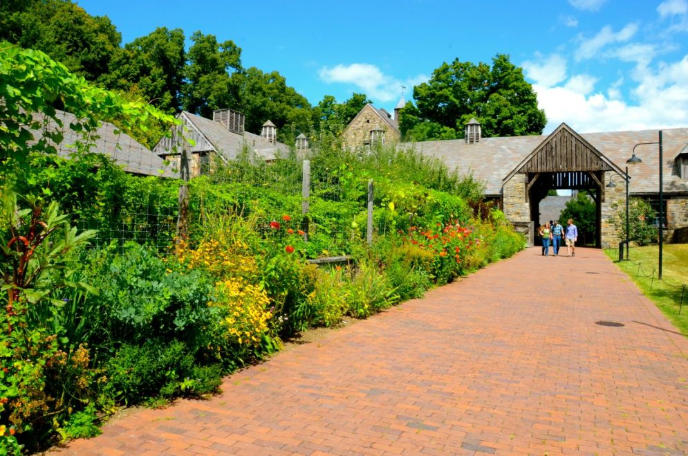 Stone Barns in Westchester County in New York makes for the perfect day trip.