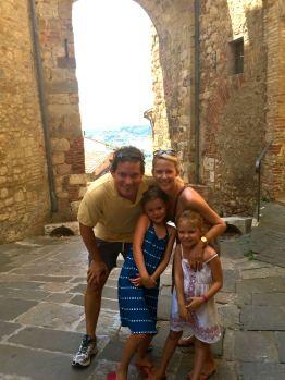 Day trips in Tuscany to Cortona, Montepulciano, Pienza, Siena