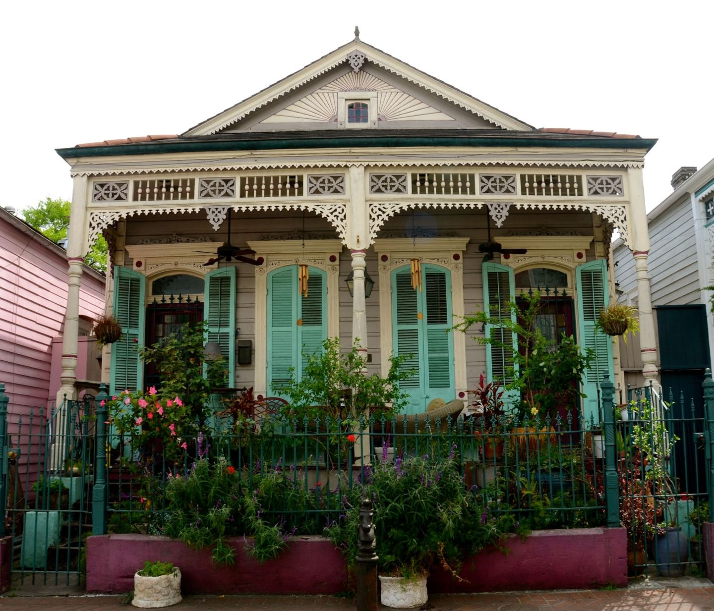 New Orleans: the Draw of the French Quarter
