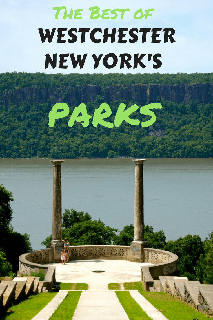 The best of outdoor space and parks in Westchester County, New York.
