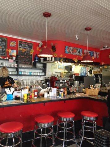 The restaurnats of Greenport, North Fork