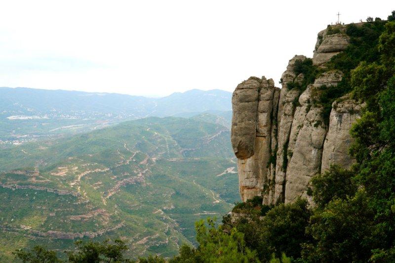 Hiking in Montserrat