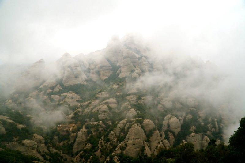 Hiking in Montserrat, Barcelona day trip