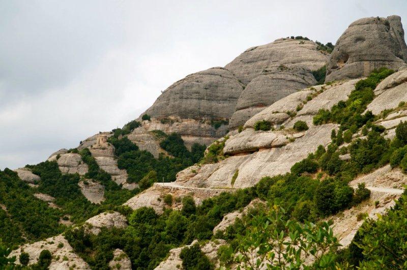 Barcelona day trip in Montserrat