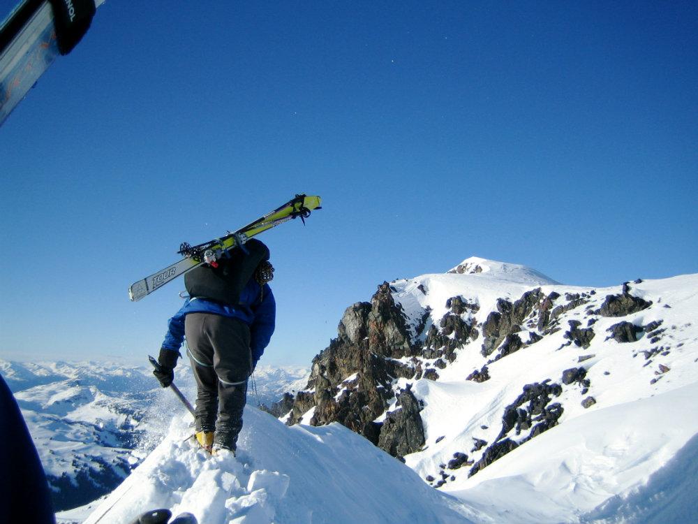Ridge Line Walk - Whistler- mountain-