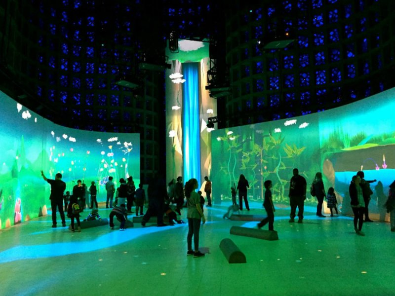 New York Hall of Science is one of the best family friendly museums in New York City.