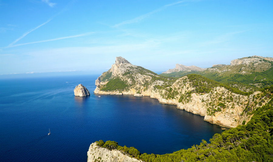 The Drive to Cap de Formentor: Mallorca's Northern Rugged Beauty