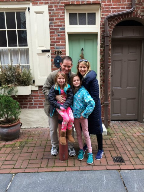 New Year reflection on 2017 trip to Philadelphia