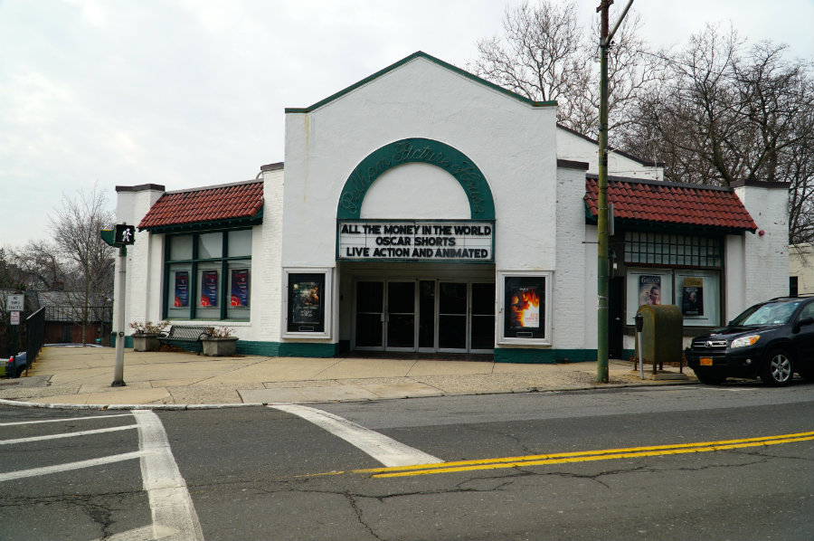 The Pelham Picture House in Pelham, NY