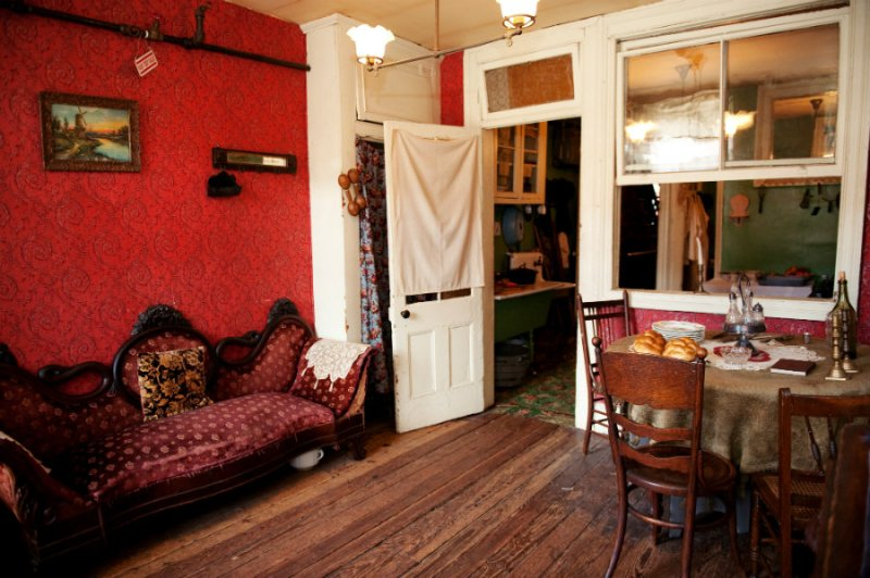 A visit to the Lower East Side Tenement Museum in NYC
