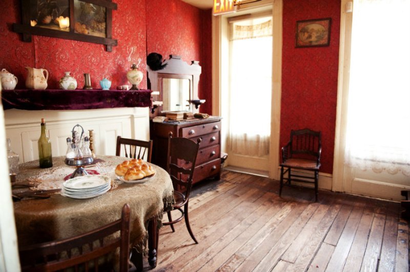 A visit to the Tenement Museum in NYC