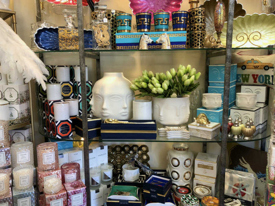 Shopping in Bronxville in Westchester County, NY