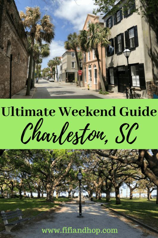 Ultimate Charleston Getaway Guide - restaurants, bars, sites, hotels and more
