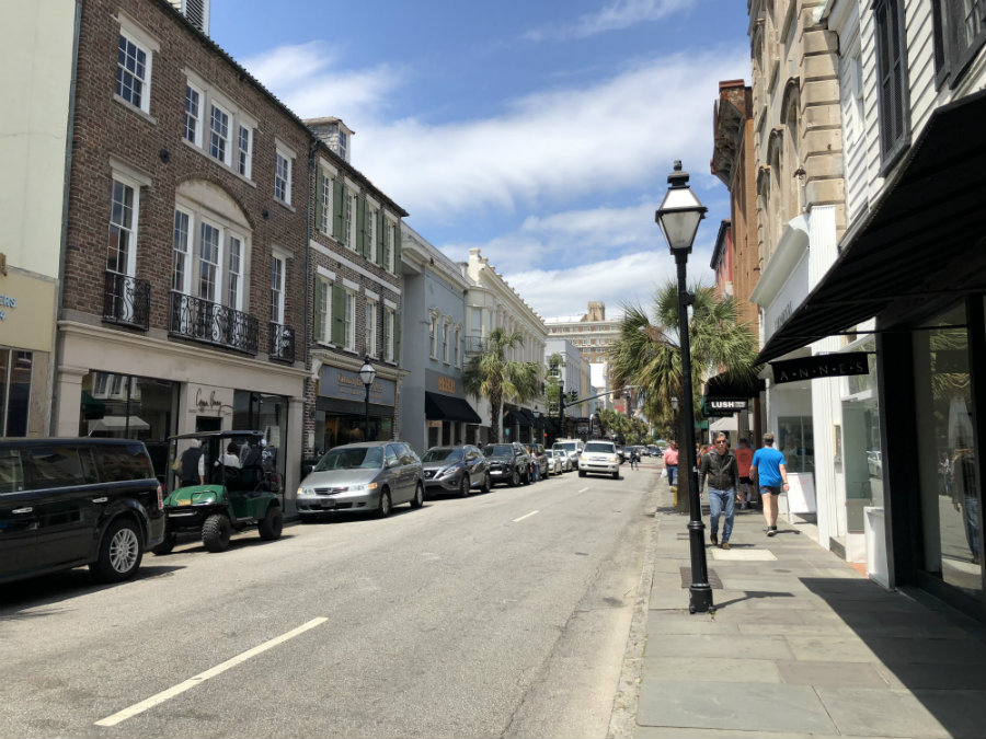 A Charleston Getaway must include shopping on King Street!