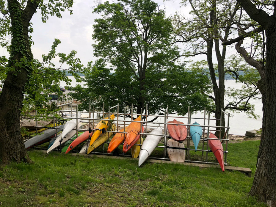 kayaks-Irvington-Boat-Beach-Club-Westchester-New-York