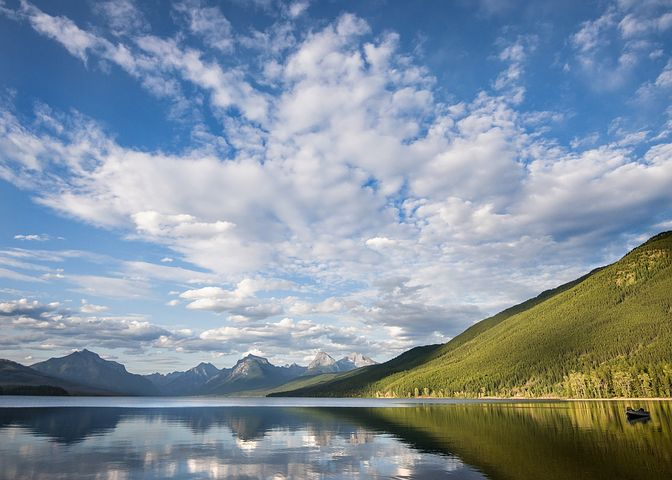 Travel Exchange: Out in the Wild on a Glacier National Park Family Vacation