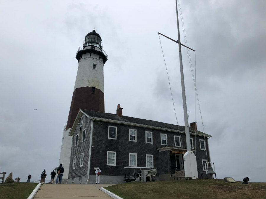 Things to do in Montauk when it rains, the Montauk Lighthouse