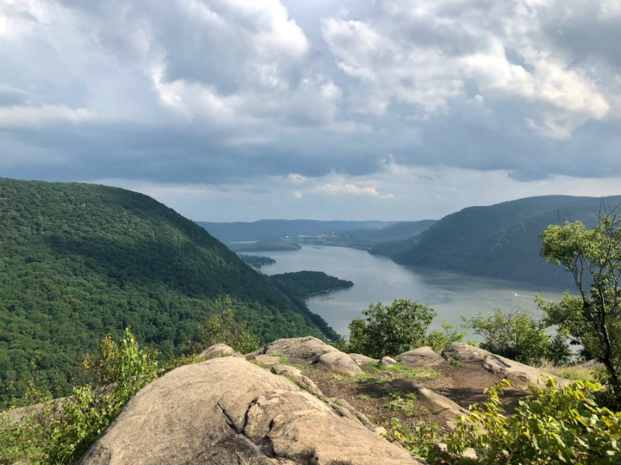 Hiking in Cold Spring: The Breakdown of the Breakneck Ridge Trail