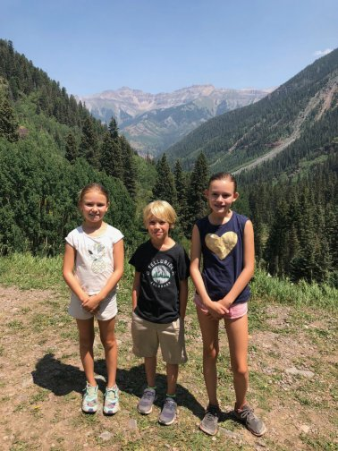 Telluride-CO-Bear-Creek-Trail