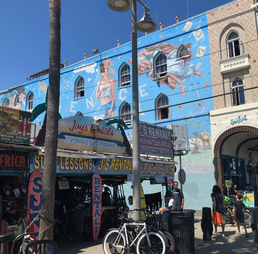 Things to do with kids in L.A., Venice beach